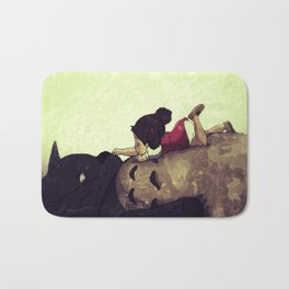 Friendship Never Ends Bath Mat