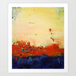 Vibrance Art Print