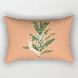 Self-love: Bloom Rectangular Pillow