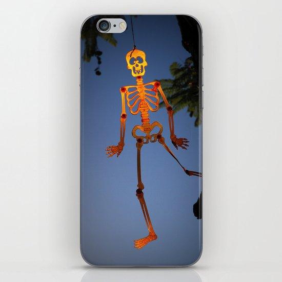 booo! iPhone & iPod Skin