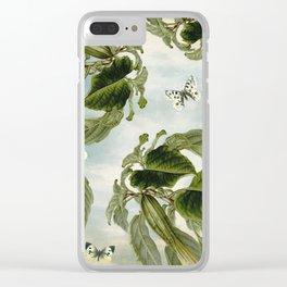 SPARYSIKA Clear iPhone Case