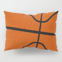 Fantasy Basketball Super Fan Free Throw Pillow Sham