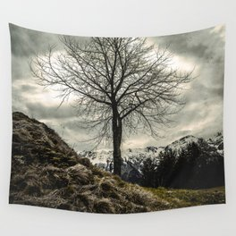 Against the Wind Wall Tapestry