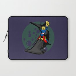 Rodeo Shark Cowboy Laptop Sleeve