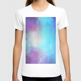 Beneath T-shirt