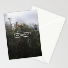 Be inspired Stationery Cards
