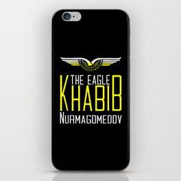 Khabib Time The Eagle iPhone Skin