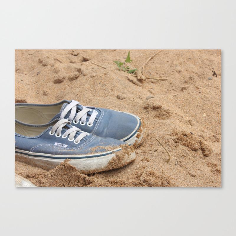 vans sand