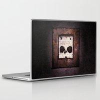 ed sheeran Laptop & iPad Skins featuring Block Ed by Sirenphotos