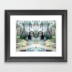 inwoods Framed Art Print
