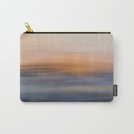 Undulating Sunset Carry-All Pouch