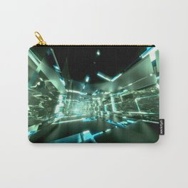 Emerald Tunnels no2 Carry-All Pouch