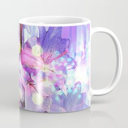 LILY IN LILAC AND LIGHT Coffee Mug