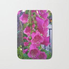 Lovely Pink Flowers 1 Bath Mat