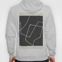 Minimal Abstract Art 25 Hoody