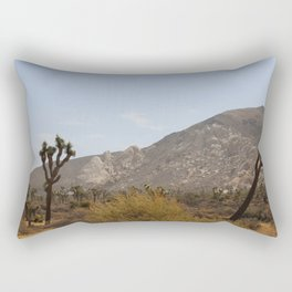 The Desert Rectangular Pillow
