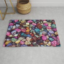 Colorful Rock Rug