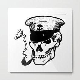 Captain Tom Metal Print