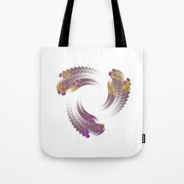 just modern   (A7 B0143) Tote Bag