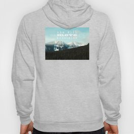 she will move mountains Hoody
