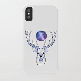 Galaxy Deer iPhone Case