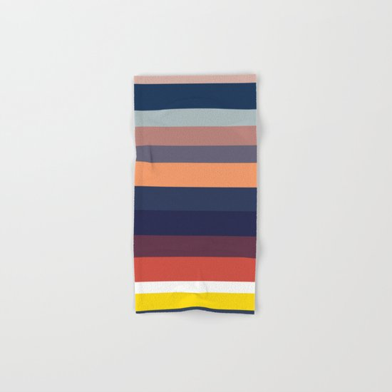 Ocean Sunset #1 Hand & Bath Towel