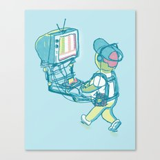 Useless Canvas Print
