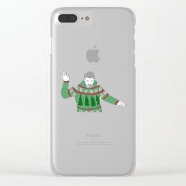 U Make My Hotline Bling Clear iPhone Case