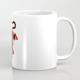 Tattoo Tiger Coffee Mug