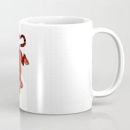 Tattoo Tiger Coffee Mug
