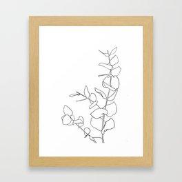 naturel Framed Art Print