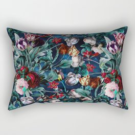 NIGHT FOREST X Rectangular Pillow
