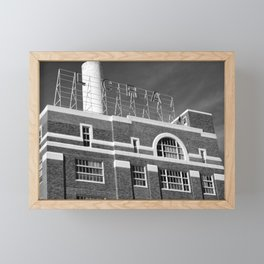 Historic New Braunfels Framed Mini Art Print