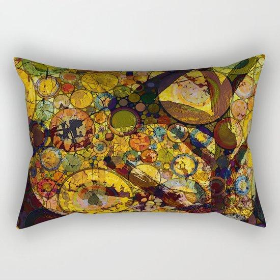 Tree of Prosperity Rectangular Pillow