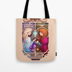 Let Me In - quote version Tote Bag
