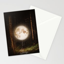 Visiting The Forest Stationery Cards