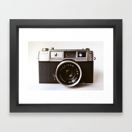 Camera II Framed Art Print