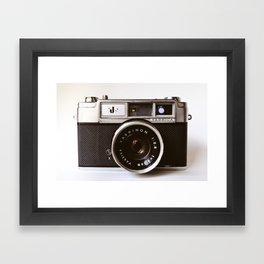 Camera II Framed Art Print