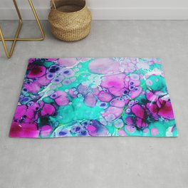 dreaming in color Rug