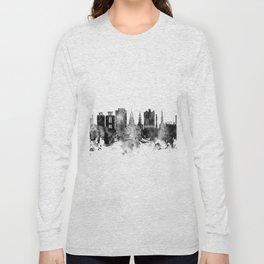 Charleston South Carolina Skyline Long Sleeve T-shirt