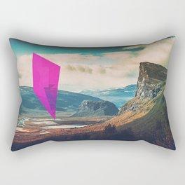 Disproportionate Rectangular Pillow