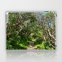 Craggy Gardens Walkway Laptop & iPad Skin