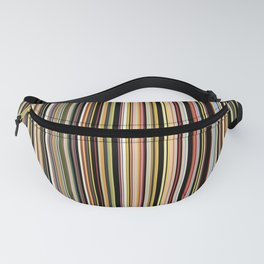 Old Skool Stripes - The Dark Side Fanny Pack