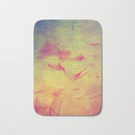 Liquids Go Abstract Bath Mat