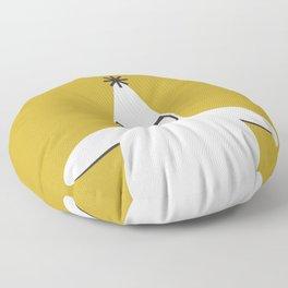 Party Penguin Floor Pillow