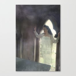Anyone's Ghost Canvas Print