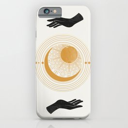 Magic Touch  iPhone Case