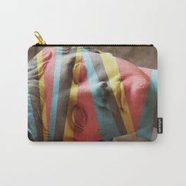 Defaced Carry-All Pouch