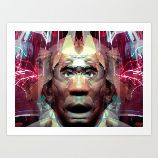 Cosby #17 Art Print