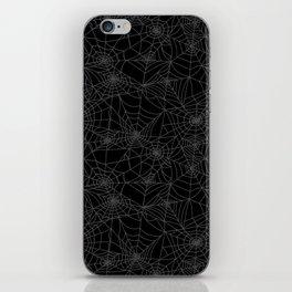Dead of Night Cobwebs iPhone Skin